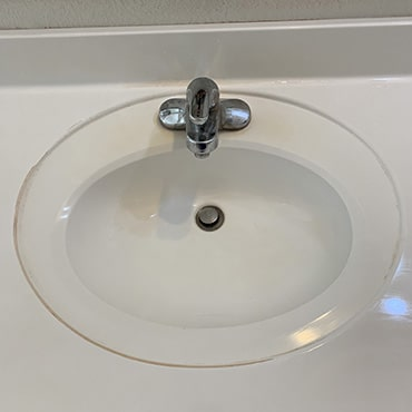 house cleaning services clean bathroom vanity